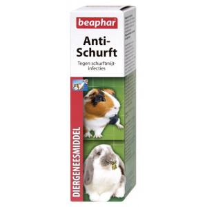 Afbeelding van Beaphar Anti Schurft voor knaagdieren 2 x 75 ml