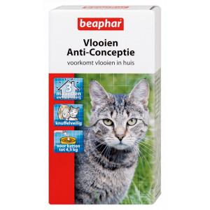 Beaphar Vlooien Anti-Conceptie (tot 4,5 kg) kat