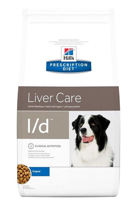 Hill's Prescription Diet L/D hondenvoer