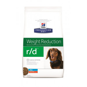 Hill's Prescription Diet R/D Mini hondenvoer