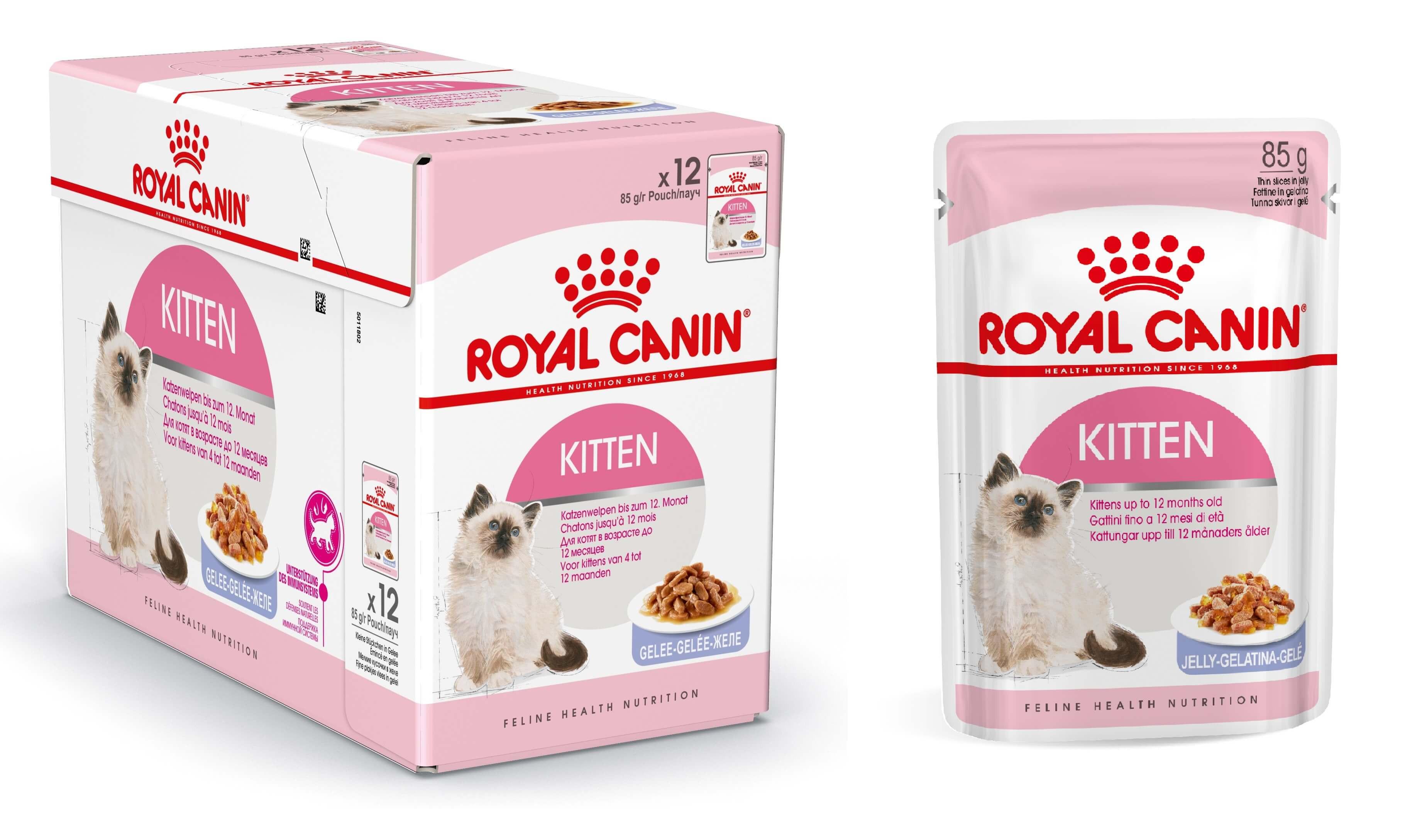 Royal Canin Pouch Kitten kattenvoer