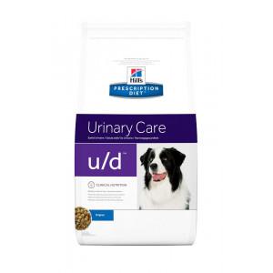 Hill's Prescription Diet U/D hondenvoer 2 x 12 kg