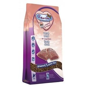 Renske Super Premium Droog Eend kattenvoer 400 gram