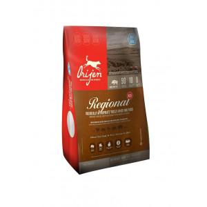 Orijen Freeze-Dried Regional Red hondenvoer 170 gram