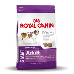 Royal canin 15 kg giant adult