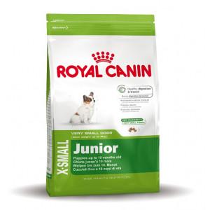 Royal Canin Mini X-Small Junior voor de hond 2 x 1.5 kg