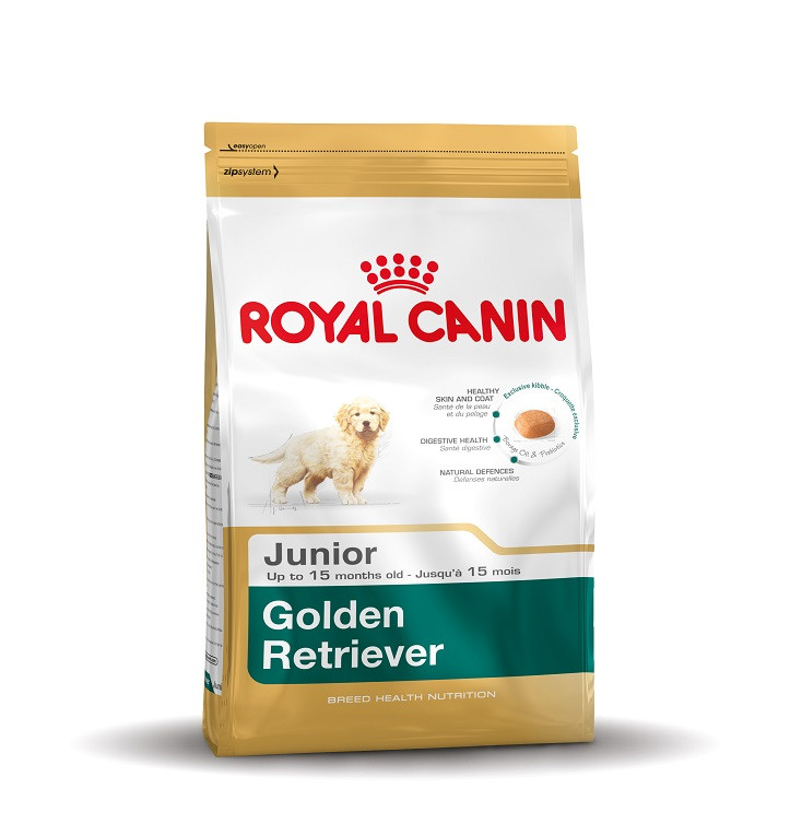 Royal Canin Junior Golden Retriever hondenvoer