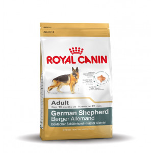 Royal canin 12 kg german shepherd adult