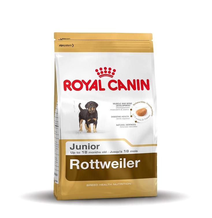 Royal Canin Junior Rottweiler hondenvoer