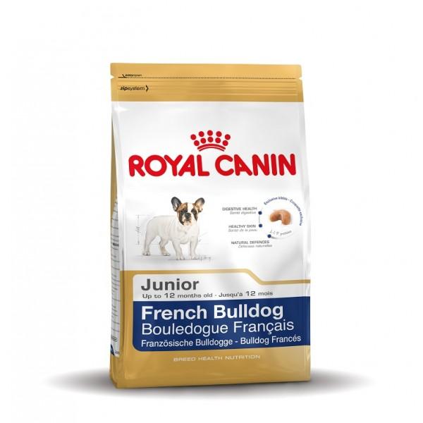 royal canin franse bulldog junior hondenvoer bij. Black Bedroom Furniture Sets. Home Design Ideas
