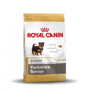 Royal Canin Junior Yorkshire Terriër hondenvoer