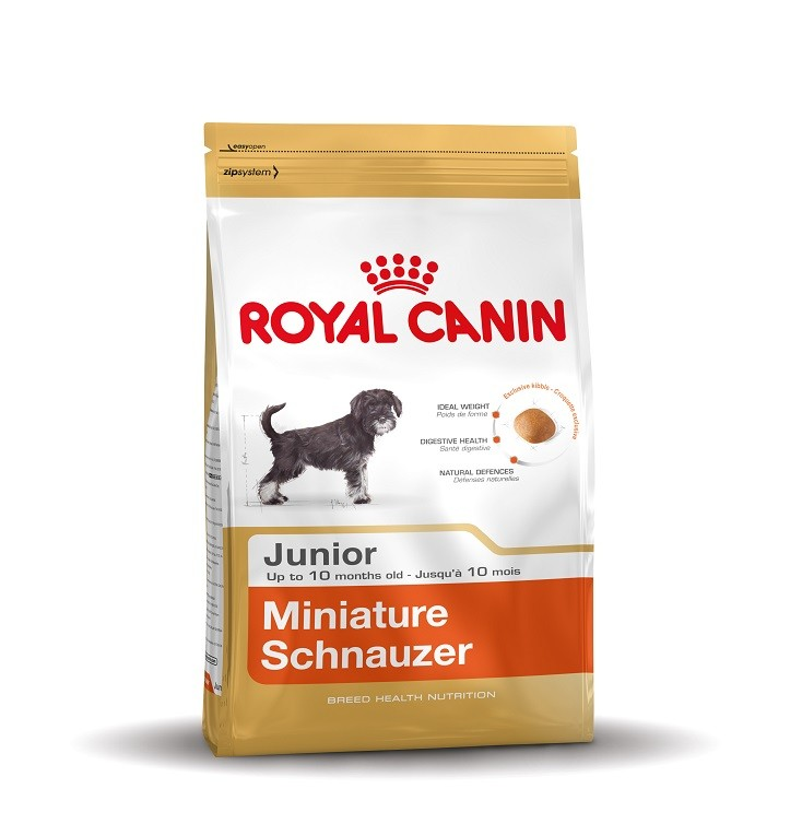 Royal Canin Junior Miniature Schnauzer hondenvoer
