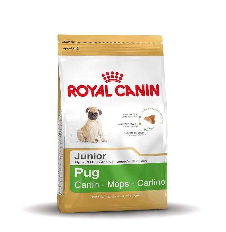 Royal Canin Junior Pug (mopshond) hondenvoer
