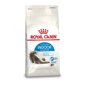 Royal Canin Indoor longhair kattenvoer
