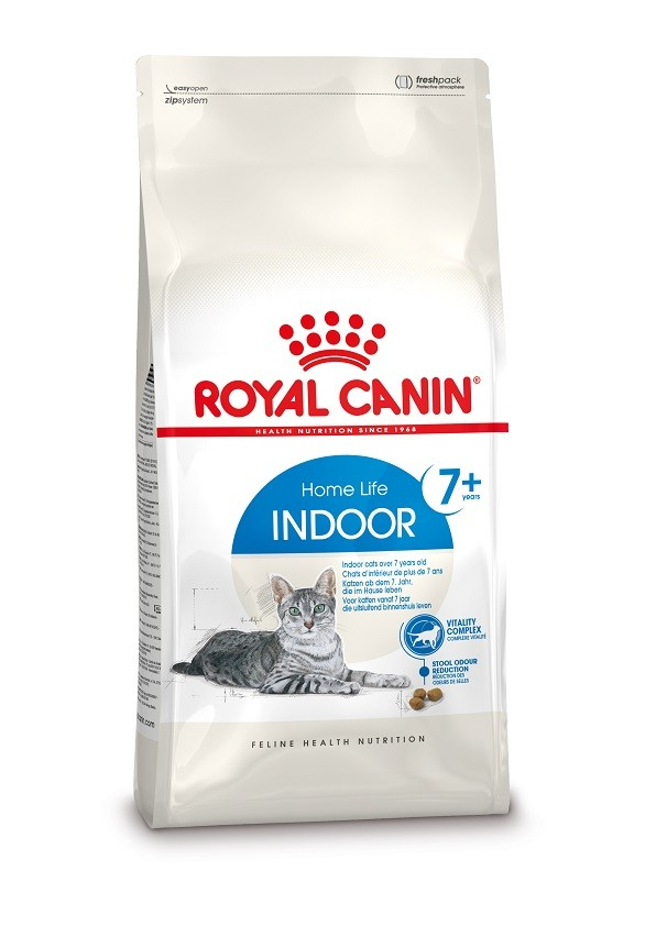 Royal Canin Indoor 7+ (mature) kattenvoer