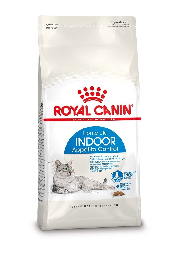 Royal Canin Indoor Appetite Control kattenvoer