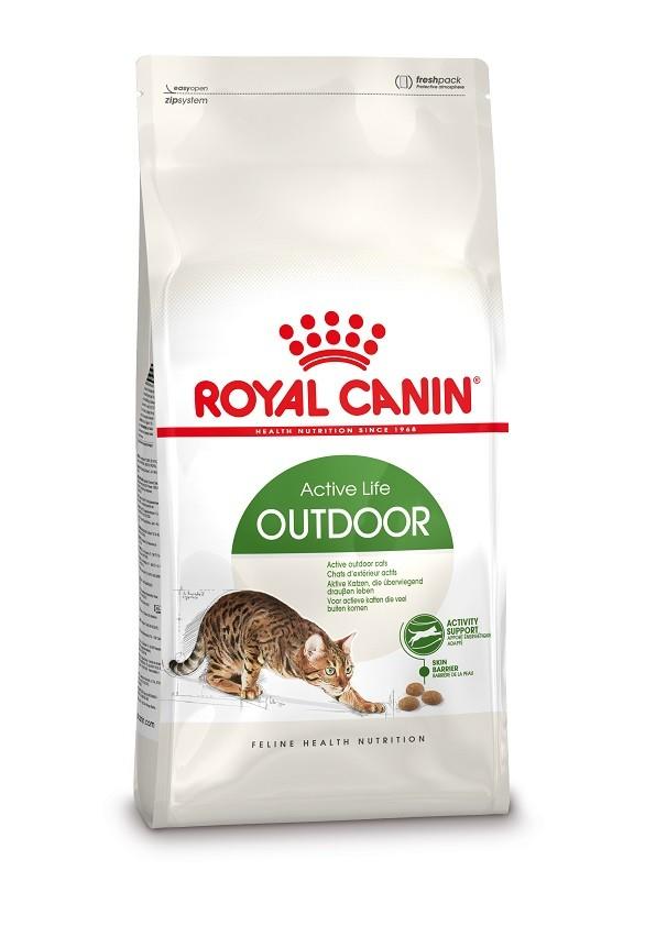 Royal Canin Outdoor kattenvoer