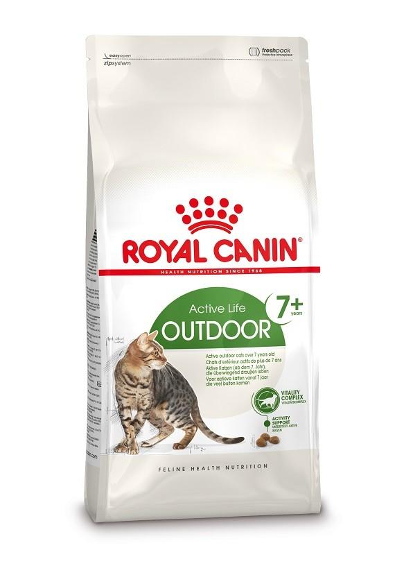 Royal Canin Outdoor +7 kattenvoer