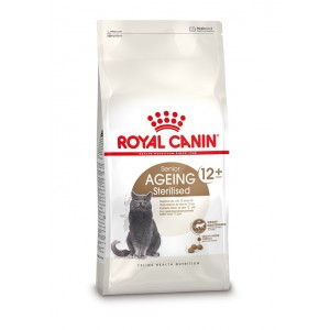 Royal Canin Sterilised 12+ kattenvoer 4 kg