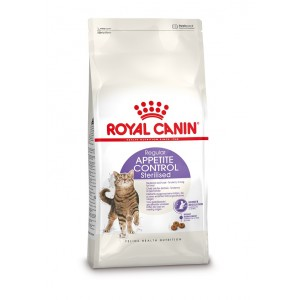 Royal Canin Sterilised Appetite Control kattenvoer 2 x 10 kg Royal Canin Kattenvoer Royal Canin