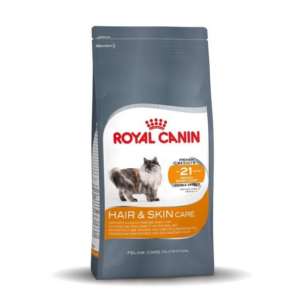 royal canin hair skin care kattenvoer bij. Black Bedroom Furniture Sets. Home Design Ideas
