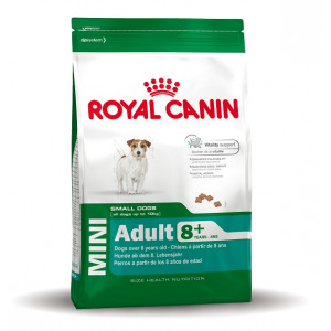 Royal Canin Mini Adult 8+ hondenvoer