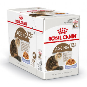 Royal Canin Royal Canin Pouch Ageing 12 kattenvoer In Saus Kattenvoer Royal Canin