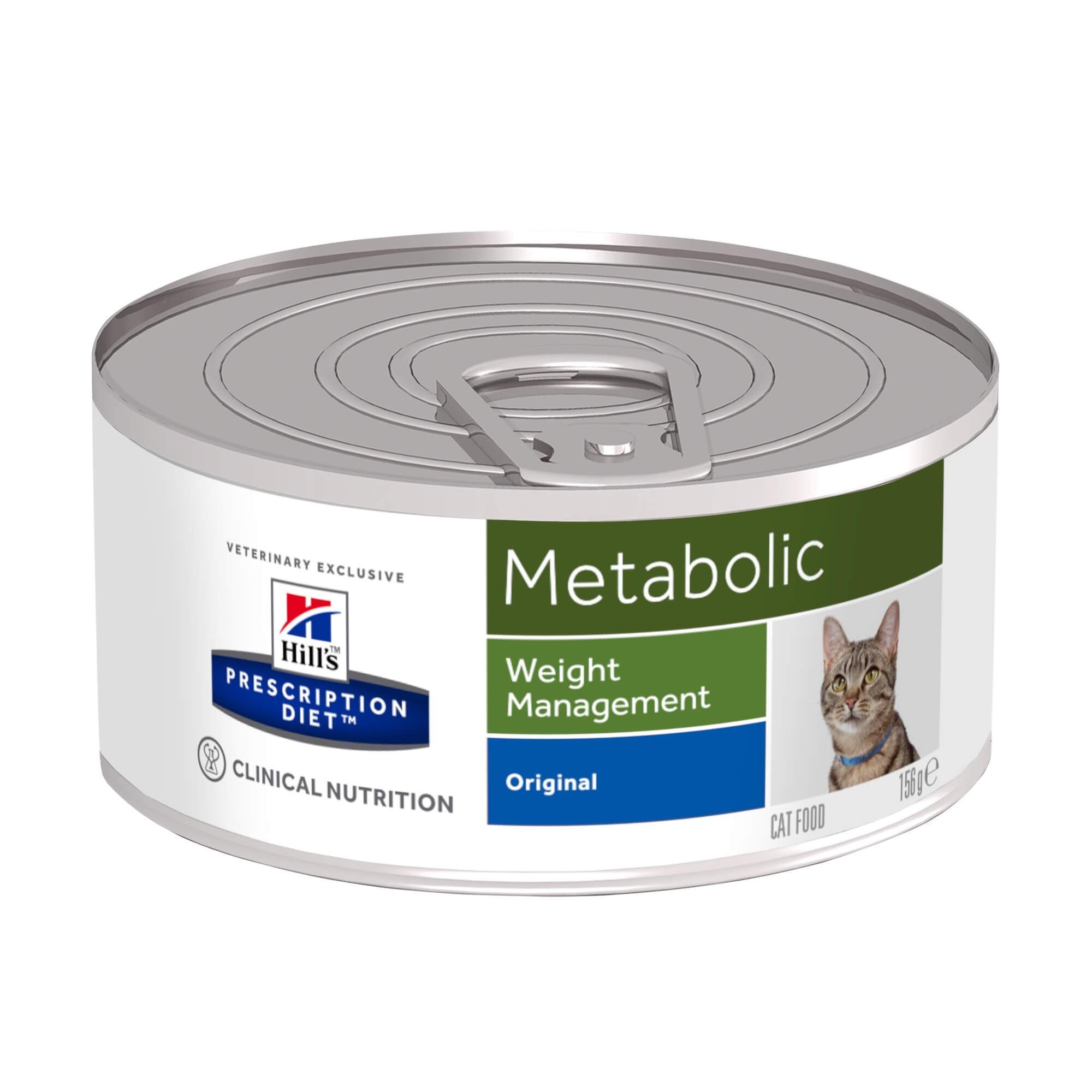 Hill's Prescription Metabolic Weight Management 156 g kattenvoer