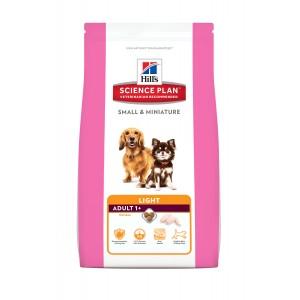 Hill's Adult Small & Miniature Light hondenvoer 1.4 kg