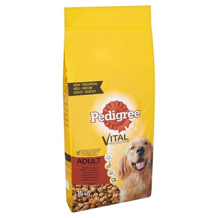 Pedigree Adult Rund & Groenten hondenvoer