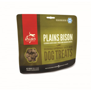 Orijen Plains Bison hondensnacks 92 gram