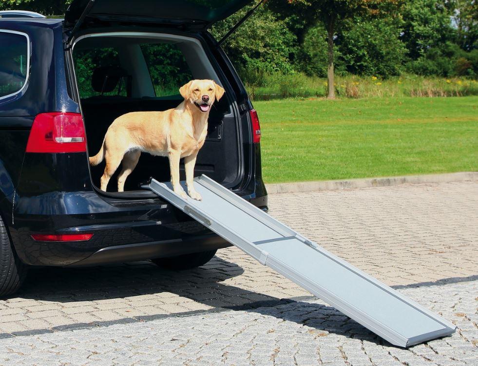 Trixie Telescopische Loopplank Petwalk voor honden