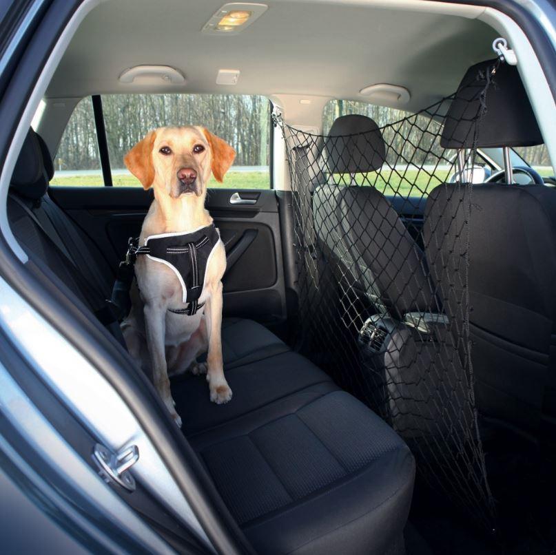 Trixie Veiligheidsnet voor de auto