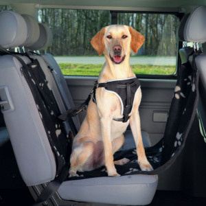 Trixie Autodeken met Zijwanden Klein voor honden