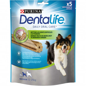 Purina Dentalife Sticks Medium 1 x 5 sticks