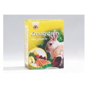 Knaagsteen Groente voor knaagdieren OP is OP