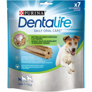 DentaLife Daily Oral CareMini hondensnacks 3 x 7 sticks