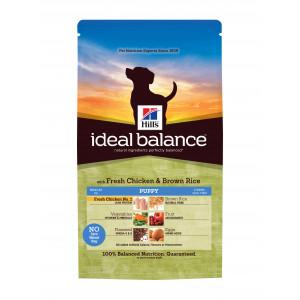 Hill's Ideal Balance Puppy Medium Kip & Rijst hondenvoer 2 kg