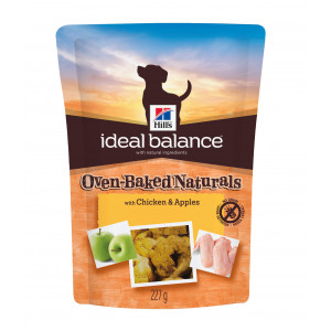 Hill's Ideal Balance Kip & Appel hondensnacks 227 gram