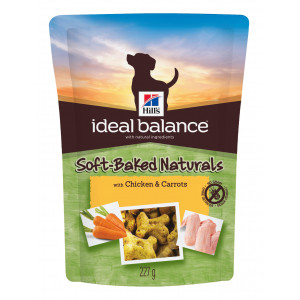 Hill's Ideal Balance Kip & Wortelen hondensnacks 227 gram
