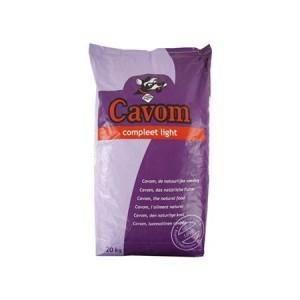 Cavom Compleet Light hondenvoer 20 kg