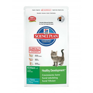 Hill's Science Plan Feline Kitten Tuna 2kg