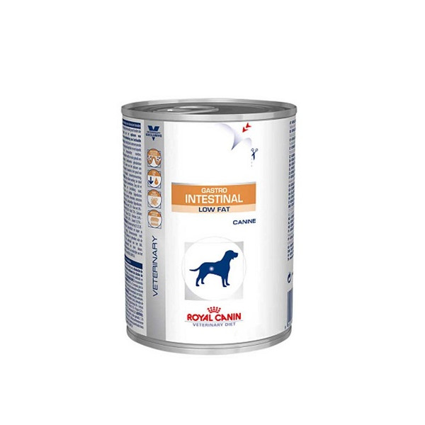 royal canin veterinary diet gastro intestinal low fat blik. Black Bedroom Furniture Sets. Home Design Ideas