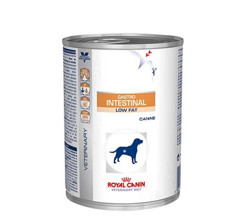 Royal Canin Veterinary Diet Gastro Intestinal Low Fat blik hondenvoer