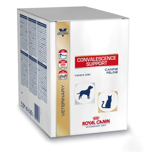 Royal Canin Veterinary Diet Convalescence Support zakjes instant voeding hond kat