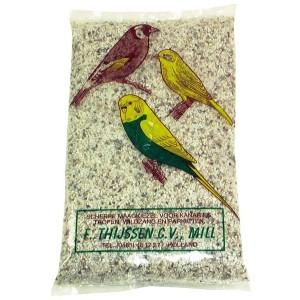 Thijssen Maagkiezel voor tropische vogels (groen) 1 kg