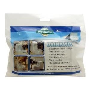 Afbeelding Petsafe Drinkwell Filters voor hond en kat Per verpakking