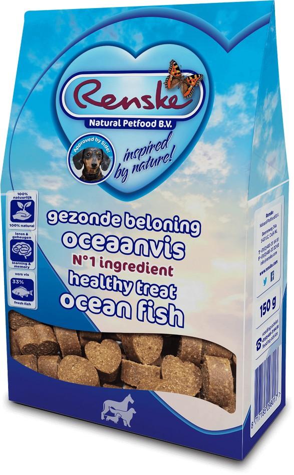Renske Gezonde Beloning Vis voor de hond