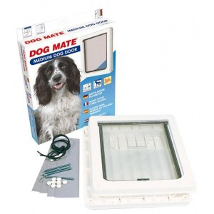 Dog Mate 215 Medium Hondenluik Los Deurtje