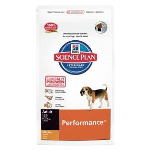Hill's Adult Performance Kip hondenvoer 12 kg